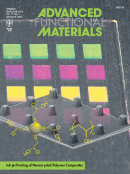 Inkjet Printing of Luminescent CdTe Nanocrystal-Polymer Composites