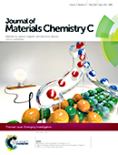 New cover image in the Journal of Materials Chemistry C