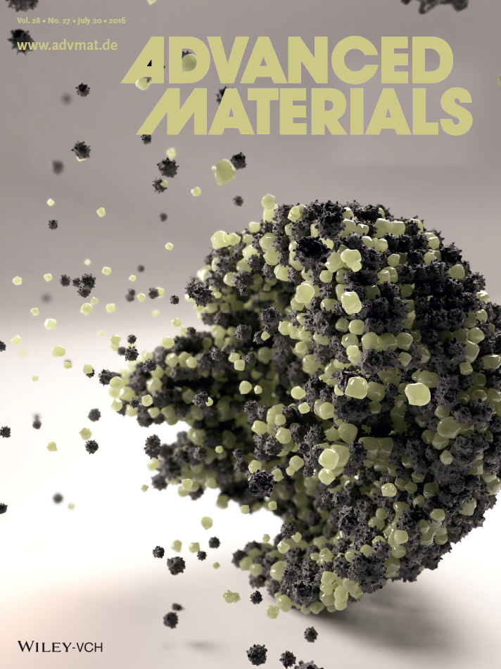 New cover image in Advanced Materials