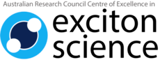 Logo ARC CENTRE OF EXCELLENCE IN Exciton Science