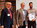 Bernhard Bohn: Best Poster Prize at the 7th SolTech Conference in Würzburg